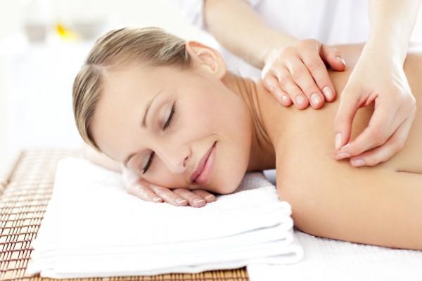 Teilkörpermassage á 30 Minuten