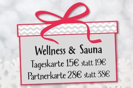 Tageskarte Wellness & Sauna